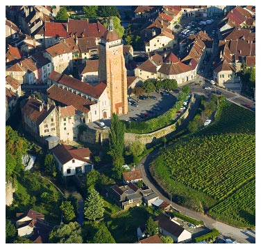 Chateau Bethanie Vin du Jura Arbois